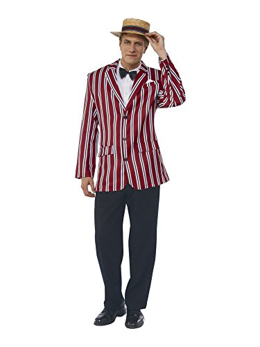 Rubie's Men's Good Time Sam Costume, As As Shown, -