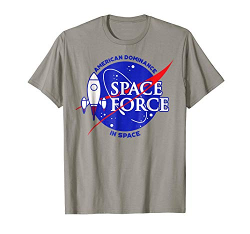 US Space Force Shirt | New Military Branch | Space Dominance
