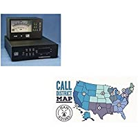 LDG Auto tuner, 600W and Ham Guides TM Pocket Reference Card Bundle