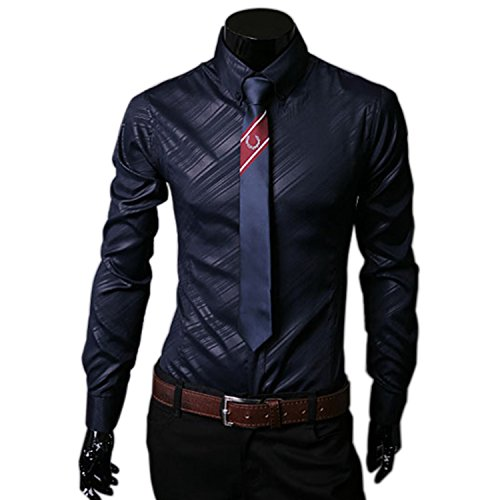 dress shirts ties to match navy suits - 3