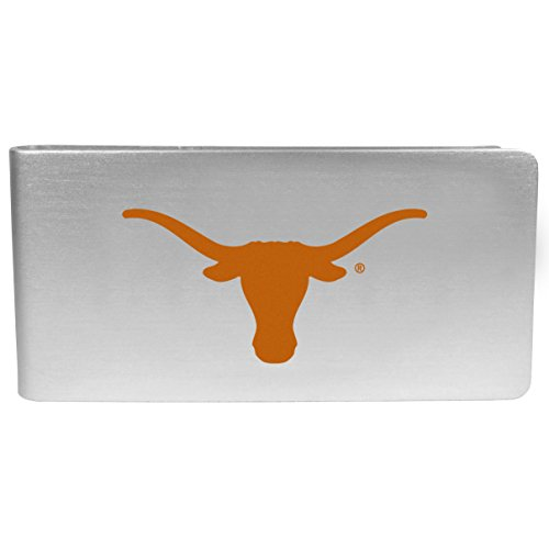 NCAA Texas Longhorns Logo Money Clip