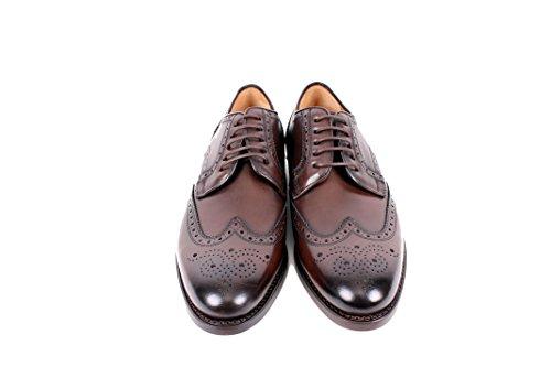 de pour Chaussures lacets ville à Mike homme Marron amp;Chris OwEqUx6CnY