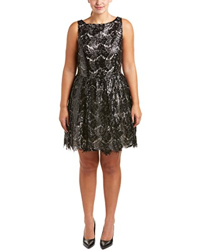 BB-Dakota-Womens-Plus-Size-Hart-Sequin-Lace-Fit-and-Flare-Dress