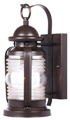 Westinghouse Wall Lantern 8 In.X9.5 In.X15.1 In. Bronze