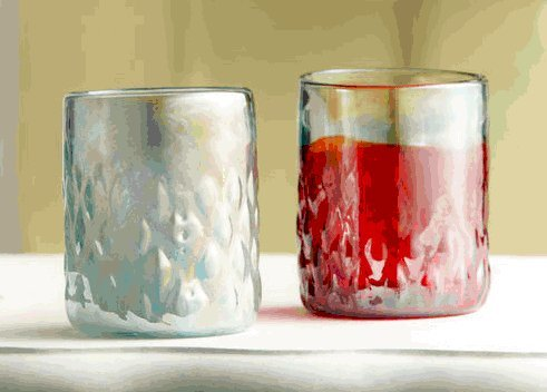 Starbucks Recycled Glass Mug Set, 12 Fl Oz
