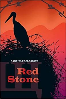 Book Red Stone by Gabriele Goldstone (2015-05-08)