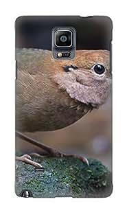 Storydnrmue Tpu Case For Galaxy Note 4 With Design WwzwdA-5182-kwsyd