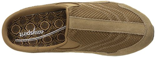 Women's Spirit Brown Easy Traveltime Mule Medium HUR55xdnX