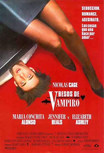 Movie Posters Vampire's Kiss - 27 x 40