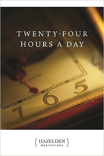 Twenty four hours a day meditations kindle edition by anonymous twenty four hours a day meditations 1st edition kindle edition fandeluxe Gallery