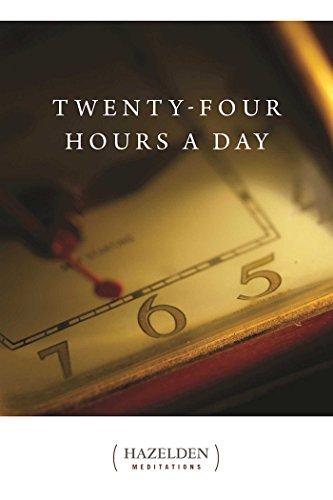 Twenty-Four Hours a Day: Meditations (Hazelden Meditations Book 1)