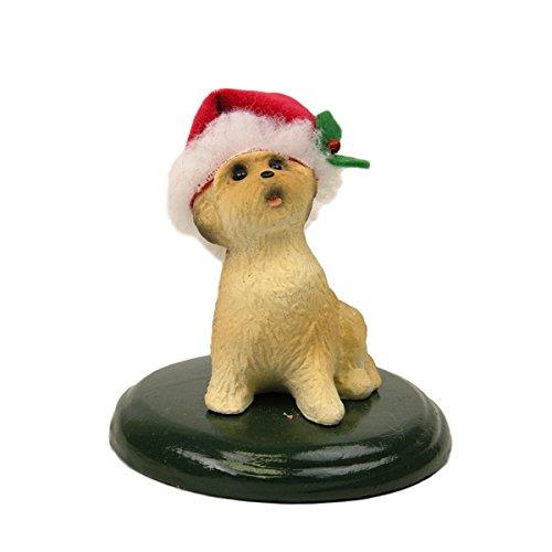 - Byers' Choice Mitzy Dog Figurine