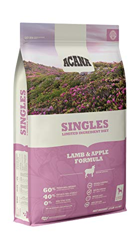 ACANA Singles High-Protein, Limited Ingredient, Adult Dry Dog Food