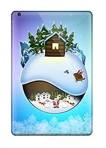 For Ipad Mini/mini 2 Tpu Phone Case Cover(christmas In December)