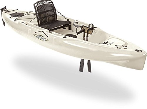 Hobie Mirage 180 Outback Kayak Ivory Dune