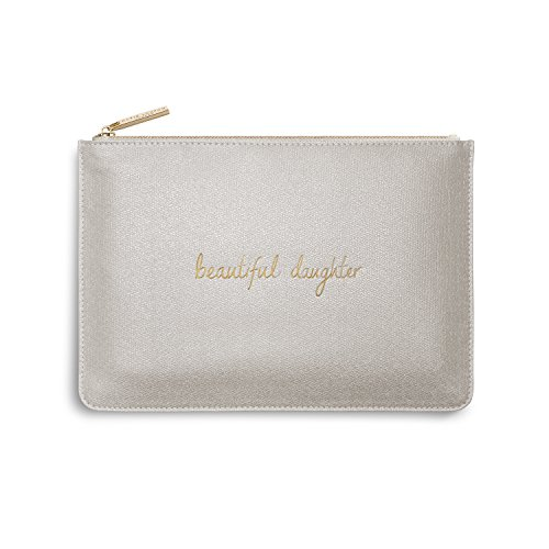 Shimmer Beautiful Champagne Pouch Katie Daughter Perfect Katie Loxton Loxton WqwSgpx6Hc