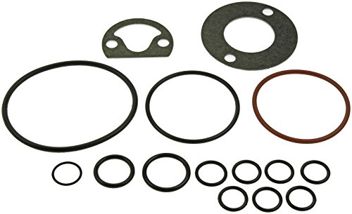 Dorman 82560 Oil Adapter and Cooler Gasket Assortment, 15 Piece (Sonoma Oil Cooler Lines)