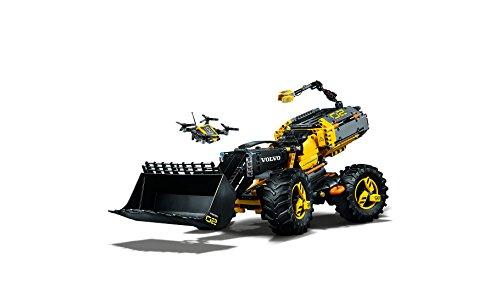 LEGO- Technic Volvo Ruspa gommata ZEUX, Multicolore, 42081 3 spesavip