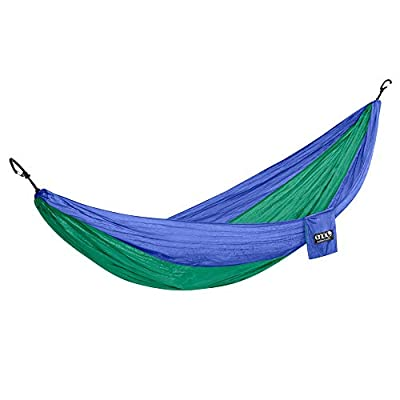 ENO - Eagles Nest Outfitters DoubleNest Hammock, Portable Hammock for Two for Outdoor Camping
