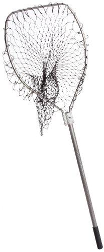 Ed Cumings Salmon and Steelhead Net (21 1/2-Inch x 27-Inch Bow x 36-Inch Handle x 36-Inch Depth) (Fishing Steelhead Net)