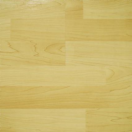 83 Mm Durique Laminate Maple Natural Flooring 6 X 7 34 Inch