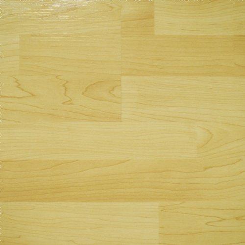 8.3 mm Durique Laminate Maple Natural Flooring (6 x 7-3/4 inch Sample) - Maple Natural Laminate Flooring