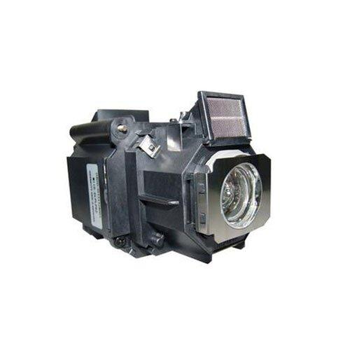 簡単プロジェクター交換用電球ランプモジュール Epson Powerlite Home Cinema 8500UB 8700UB PC7100プロジェクションに対応   B07JR3D3WW