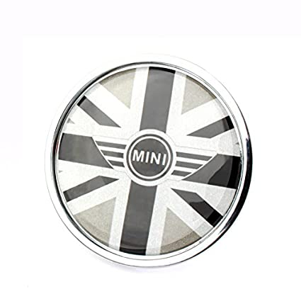 4 LVBAO Front Hood Bonnet Front Grille Decal Decorative Emblem Badge Metal Mini Cooper S//JCW//ONE Clubman Countryman Paceman Hardtop Hatchback Coupe Roadster F54 F55 F56 F57 F60 R61 R60 R56 R55