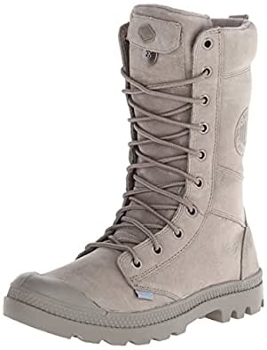 Amazon.com | Palladium Women's Tactical Leather WP Snow