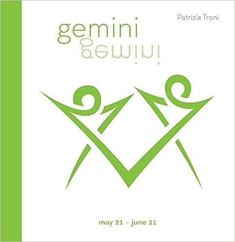 Signs of the Zodiac. Gemini