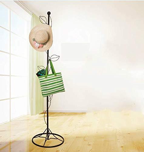 Metal Coat Rack Tree Style Bedroom Floor Racks, Hangers Creative Clothes Rack