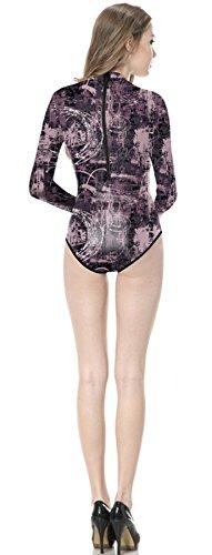 THENICE Mujer Trajes de una pieza Bikini painting