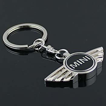 Amazon.com: Mini Cooper 82-29-2-353-332 KEY CHAIN WITH FOB ...
