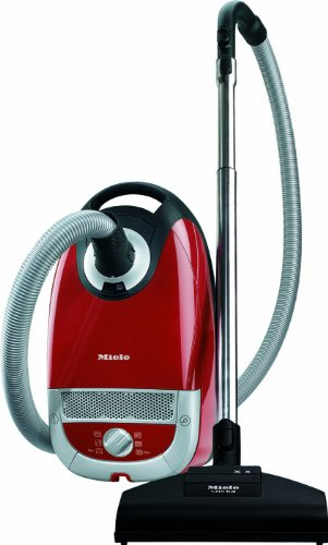 Miele Complete C2 Cat & Dog PowerLine, 1600 watts, Red