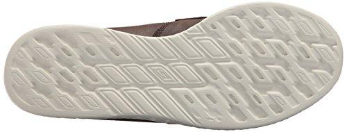 Skechers On-the-go Glide Sneaker Chocolade Voor Heren