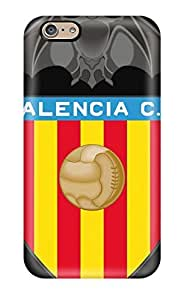 Hot Valencia Fc Logo First Grade Tpu Phone Case For iphone 5c Case Cover