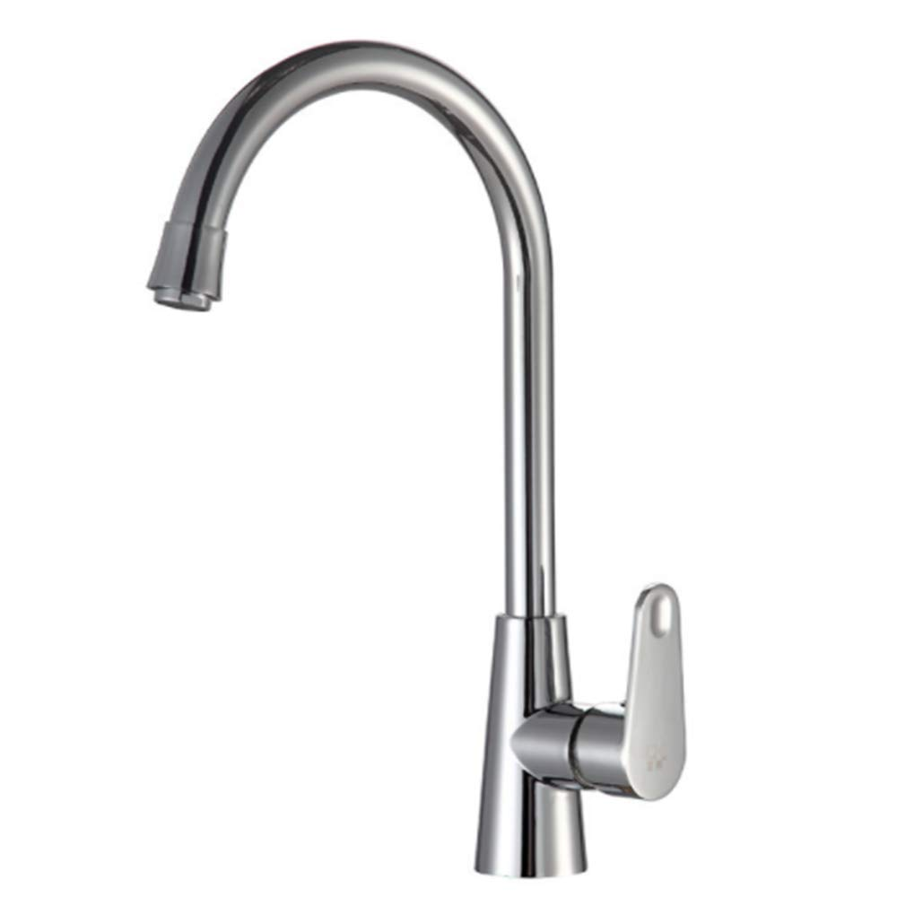 Kitchen Taps Faucet Modern Kitchen Sink Taps Stainless Steelcold and Hot Faucet Wash Vegetable Basin Faucet Kitchen Faucet 360 Degree redation