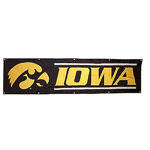 NCAA Giant Banner NCAA Team: Iowa
