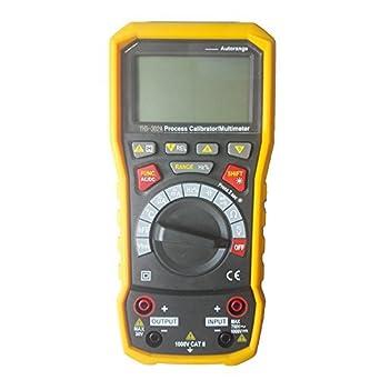 new yhs 302a multifunction signal loop process calibrator meter