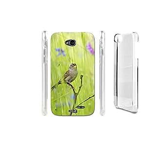 FUNDA CARCASA BIRD NATURA PARA LG L65 D280N