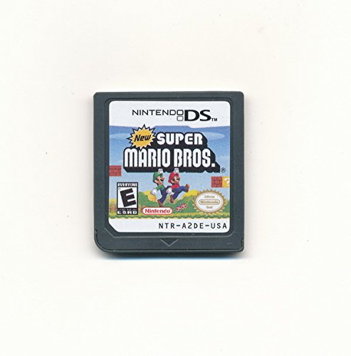 New Super Mario Bros Game Card For Nintendo 3DS 2DS DSI DS XL Lite Nice Gifts
