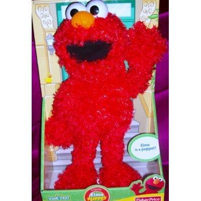 Fisher Price Elmo Puppet (Elmo Full Body)