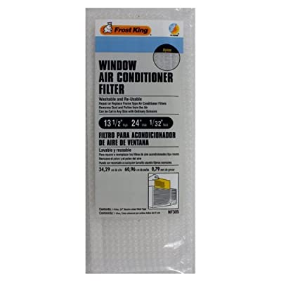 Frost King, Window Air Conditioner Filter