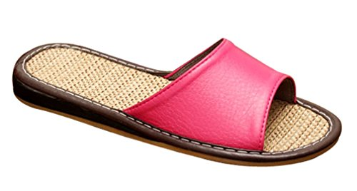Pantofole Da Donna Cattior Pantofole Comode Pantofole Di Casa Rosa Rossa
