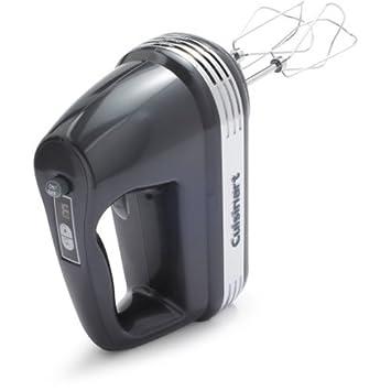 Cuisinart Power Advantage 7-Speed Hand Mixer HM-70MGSLT, Charcoal