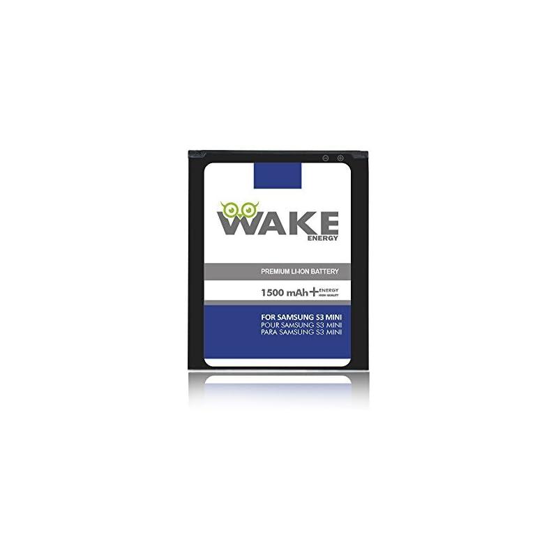 S3 Mini Battery, WAKE 1500 mAh Replaceme
