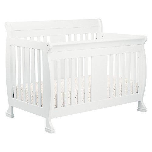 DaVinci Porter 4-in-1 Convertible Crib, White