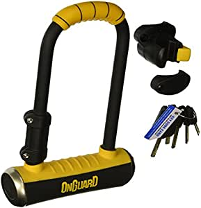 OnGuard 8006 Pitbull Mini U-Lock