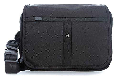 4 Black A Victorinox 0 Accessori Cm 27 Travel Borsa Tracolla AwqEz7q