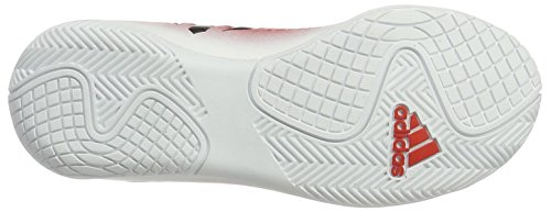 adidas Jungen Messi 16.4 in Futsalschuhe, Rojo,Blanco Rot (Red/Core Black/Ftwr White)